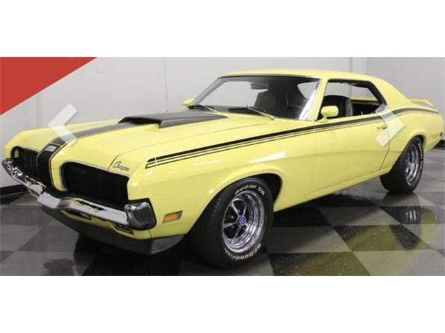 1970 Mercury Cougar (CC-1137291) for sale in Cadillac, Michigan