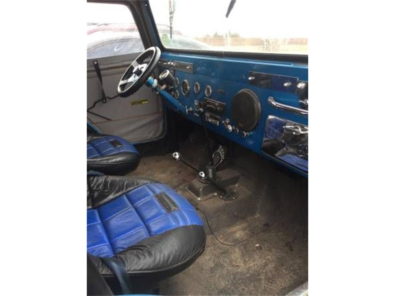 1966 Jeep CJ5 (CC-1137351) for sale in Cadillac, Michigan