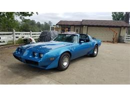 1980 Pontiac Firebird Trans Am (CC-1137368) for sale in Cadillac, Michigan