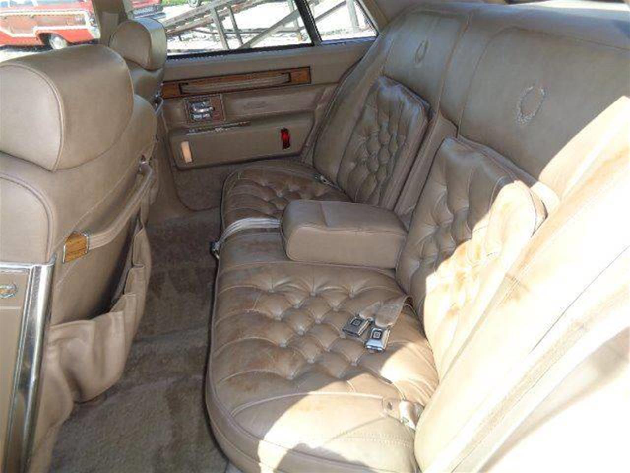 1985 Cadillac Seville (CC-1137377) for sale in Staunton, Illinois