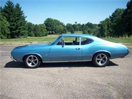 1971 Oldsmobile Cutlass (CC-1137389) for sale in Cadillac, Michigan