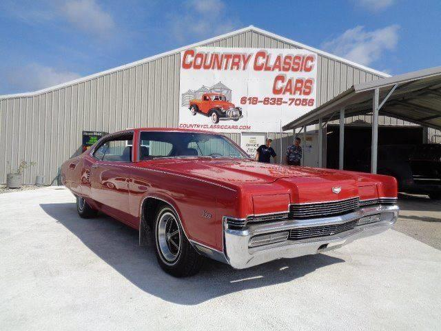 1969 Mercury Marauder (CC-1137410) for sale in Staunton, Illinois
