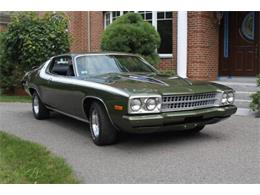 1973 Plymouth Road Runner (CC-1137411) for sale in Cadillac, Michigan