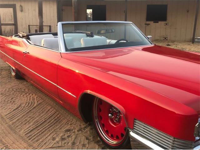1970 Cadillac DeVille (CC-1137446) for sale in Cadillac, Michigan