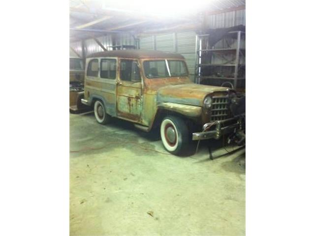1950 Willys Wagoneer (CC-1130745) for sale in Cadillac, Michigan