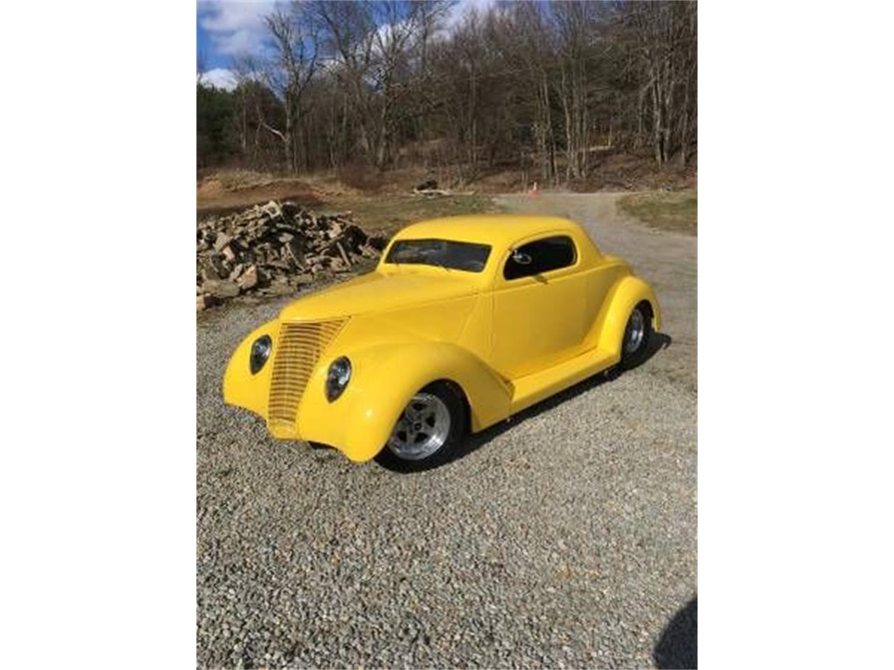 1937 Ford Coupe (CC-1137452) for sale in Cadillac, Michigan