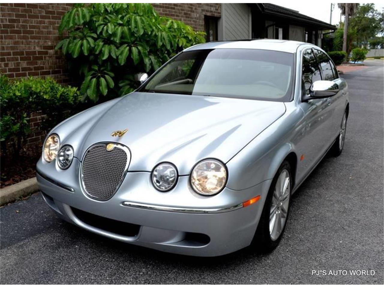 2008 Jaguar S-Type for Sale | ClassicCars.com | CC-1130749