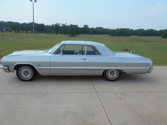 1964 Chevrolet Impala (CC-1137609) for sale in Blanchard, Oklahoma