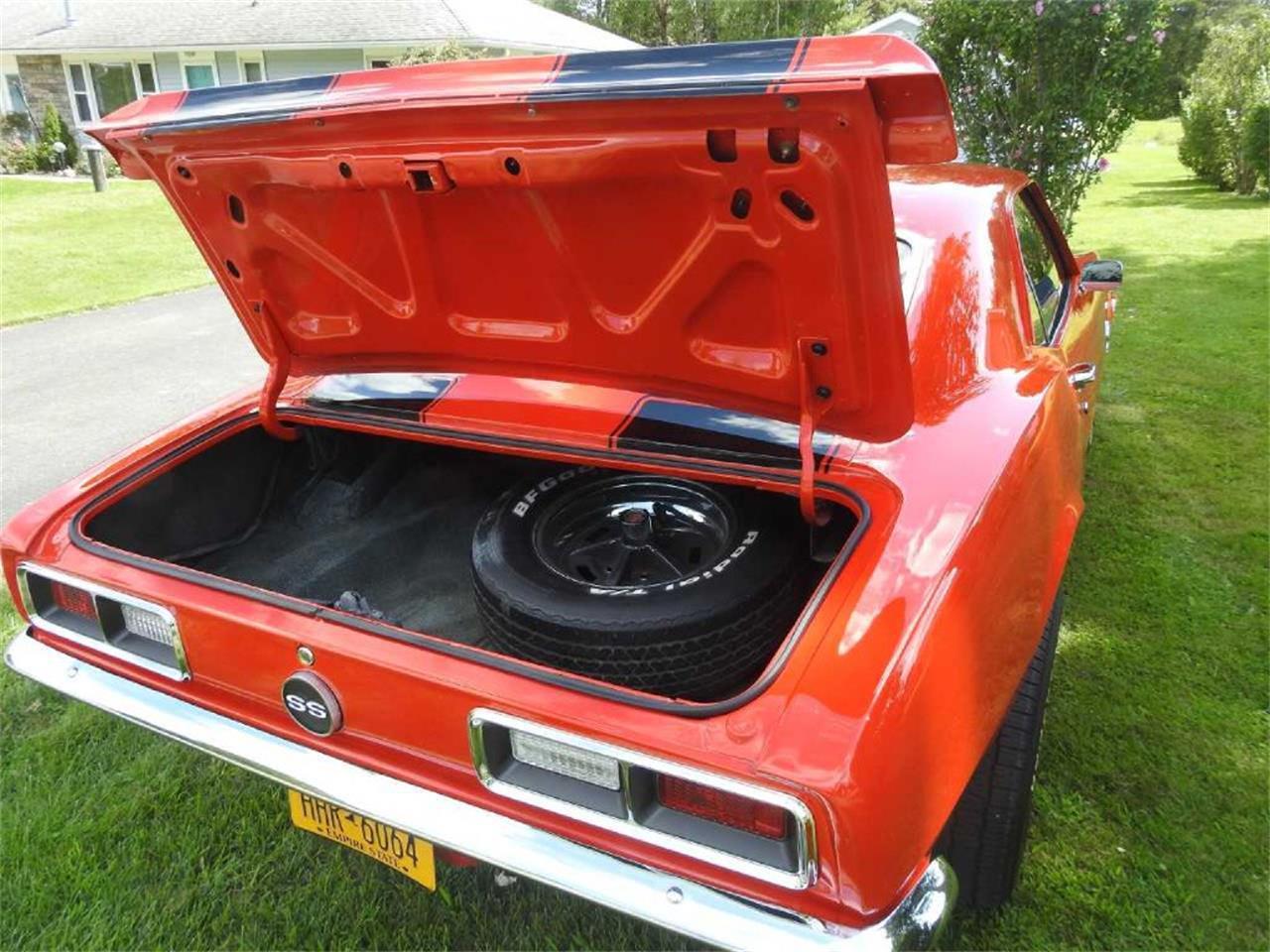 1968 Chevrolet Camaro (CC-1137630) for sale in West Pittston, Pennsylvania