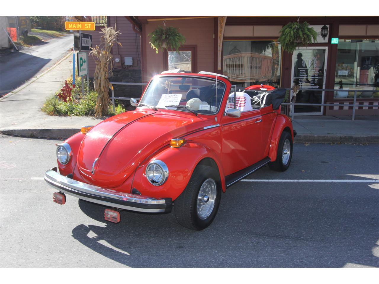 1978 Volkswagen Super Beetle (CC-1137787) for sale in STATEN ISLAND, New York
