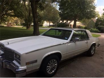 1985 Cadillac Eldorado Biarritz (CC-1137846) for sale in Houston, Texas