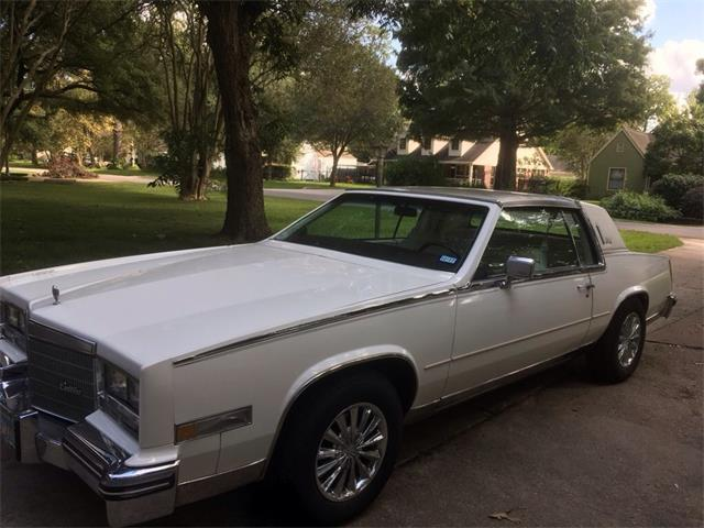 1985 Cadillac Eldorado Biarritz (CC-1137846) for sale in Houston, Texas