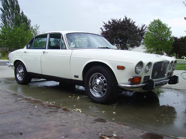 1973 Jaguar XJ12 (CC-1137850) for sale in Riverton, Utah
