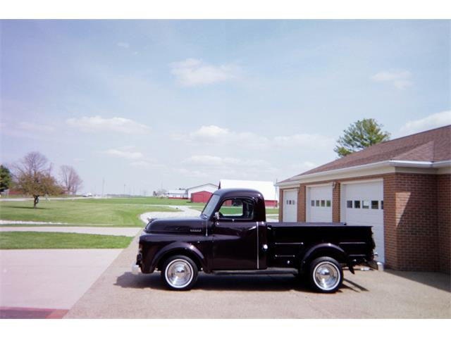 1951 Dodge Pickup (CC-1137852) for sale in Terre Haute, Indiana