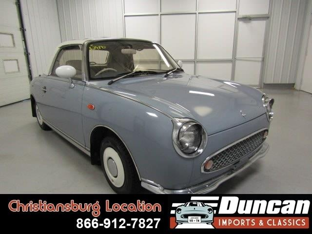 1991 Nissan Figaro (CC-1137874) for sale in Christiansburg, Virginia