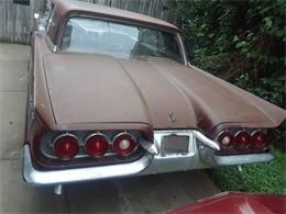 1960 Ford Thunderbird (CC-1137949) for sale in Cadillac, Michigan