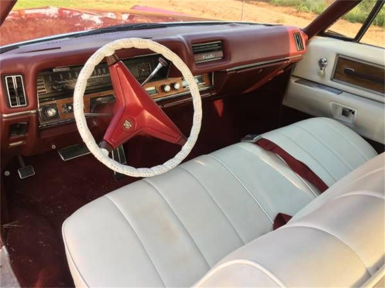 1968 Cadillac Fleetwood (CC-1137957) for sale in Cadillac, Michigan
