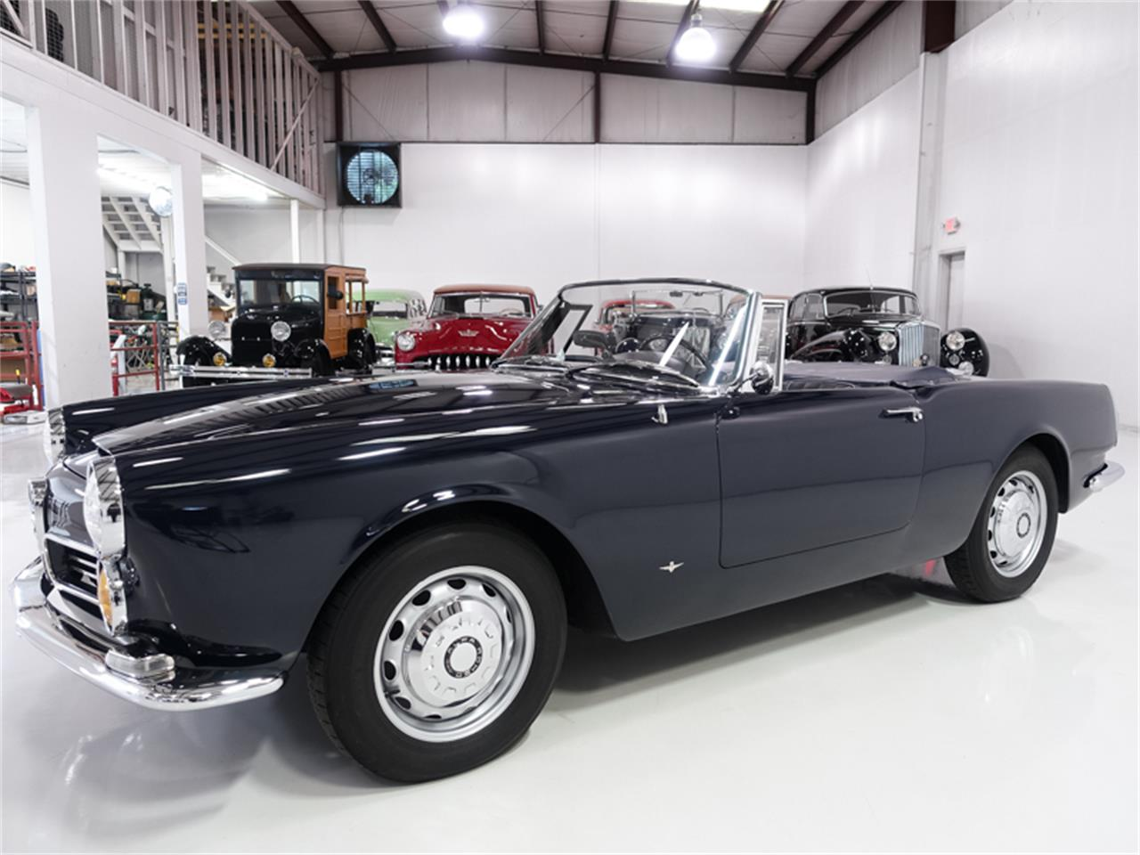1963 Alfa Romeo 2600 (CC-1130796) for sale in St. Louis, Missouri