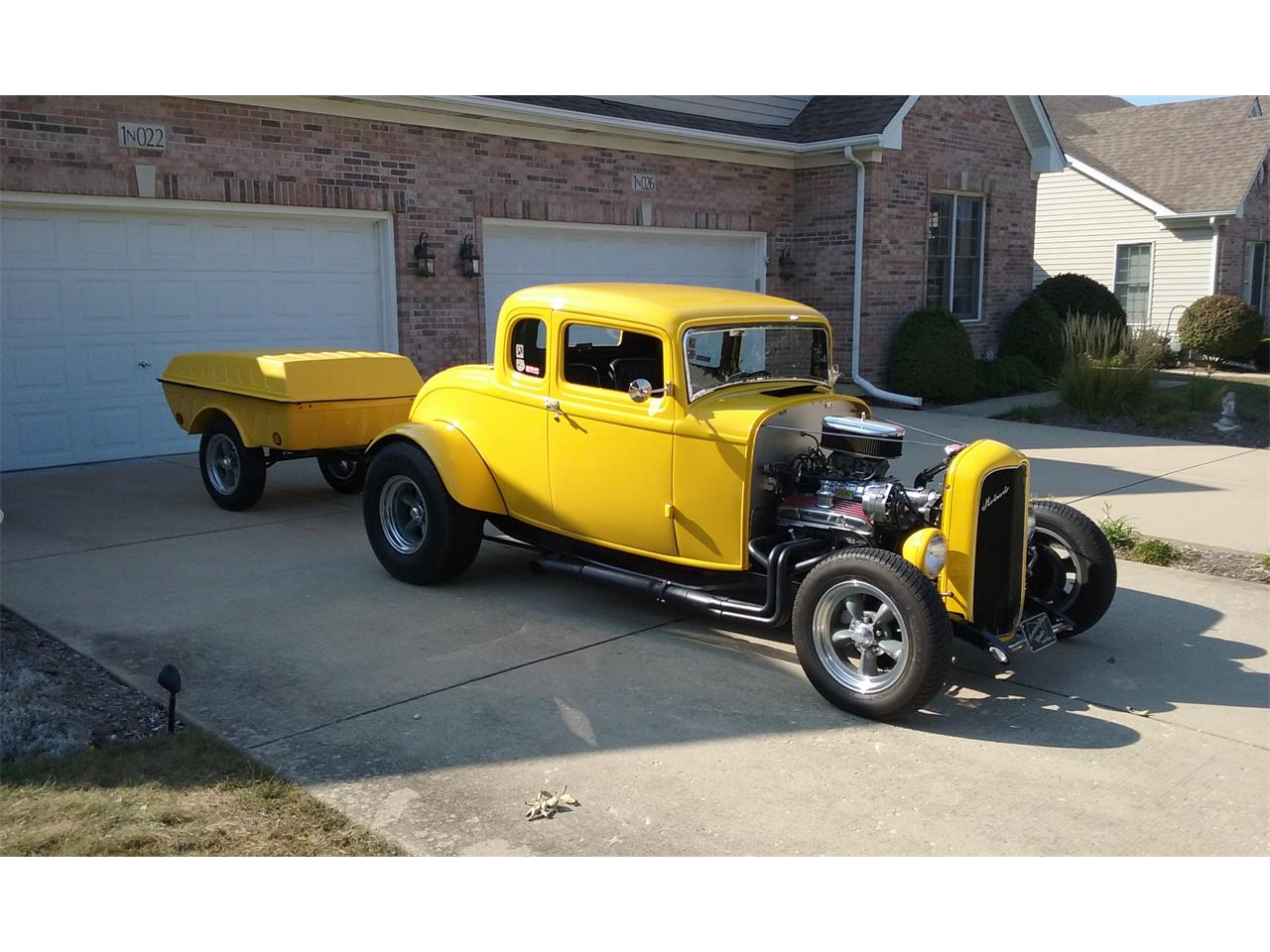1932 Ford Coupe (CC-1138121) for sale in Winfield, Illinois