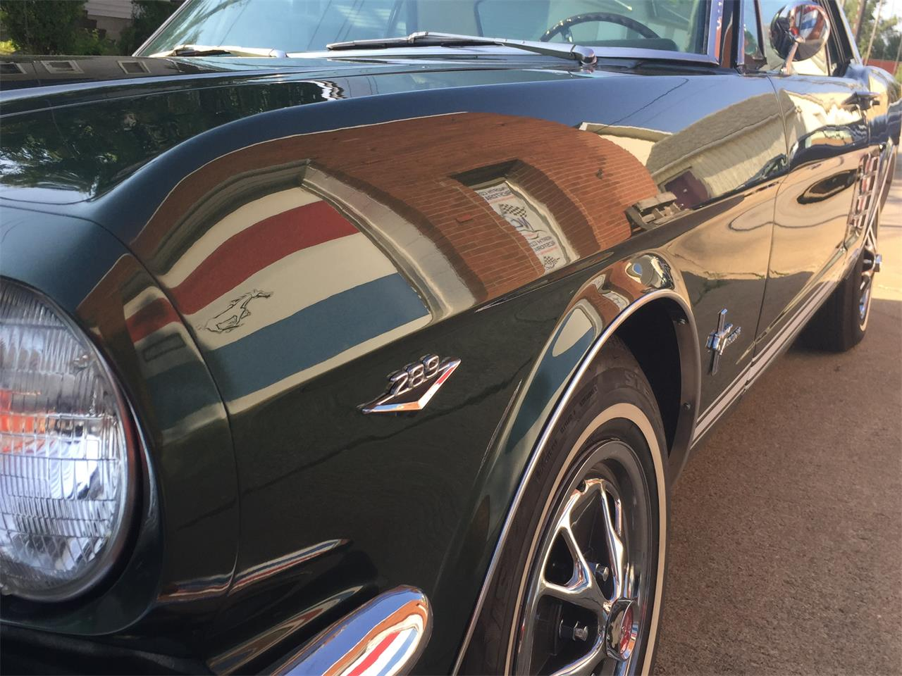 1966 Ford Mustang (CC-1138145) for sale in Willoughby , Ohio