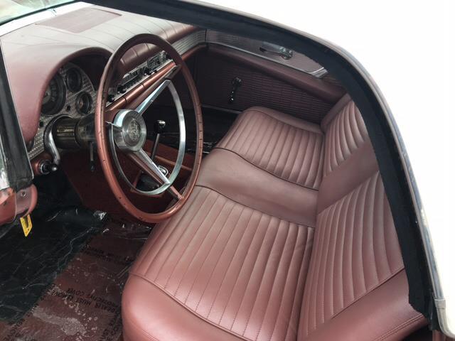 1957 Ford Thunderbird (CC-1138370) for sale in Westford, Massachusetts