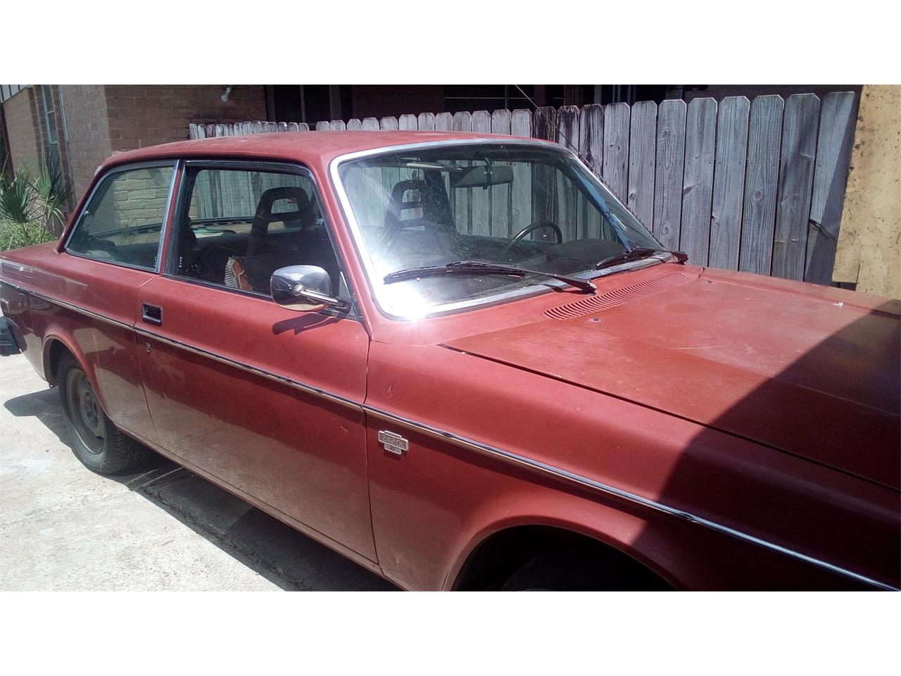 1977 Volvo 242 (CC-1138397) for sale in Missouri City, Texas