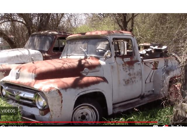 1956 Ford F100 (CC-1138490) for sale in Midlothian, Texas