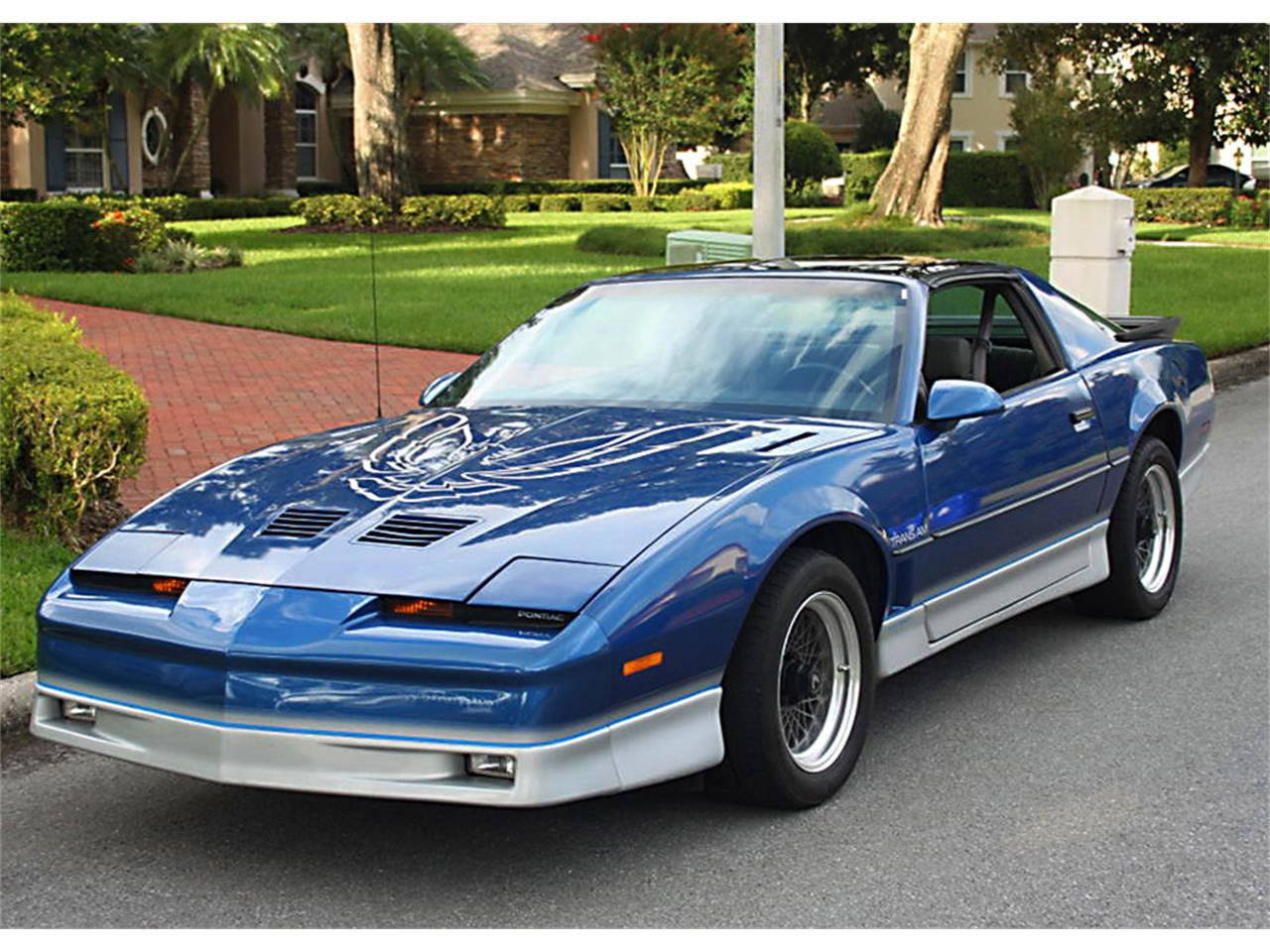 1986 pontiac firebird trans am for sale classiccars com cc 1138825 1986 pontiac firebird trans am for sale