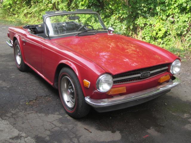 1973 Triumph TR6 (CC-1138878) for sale in Stratford, Connecticut