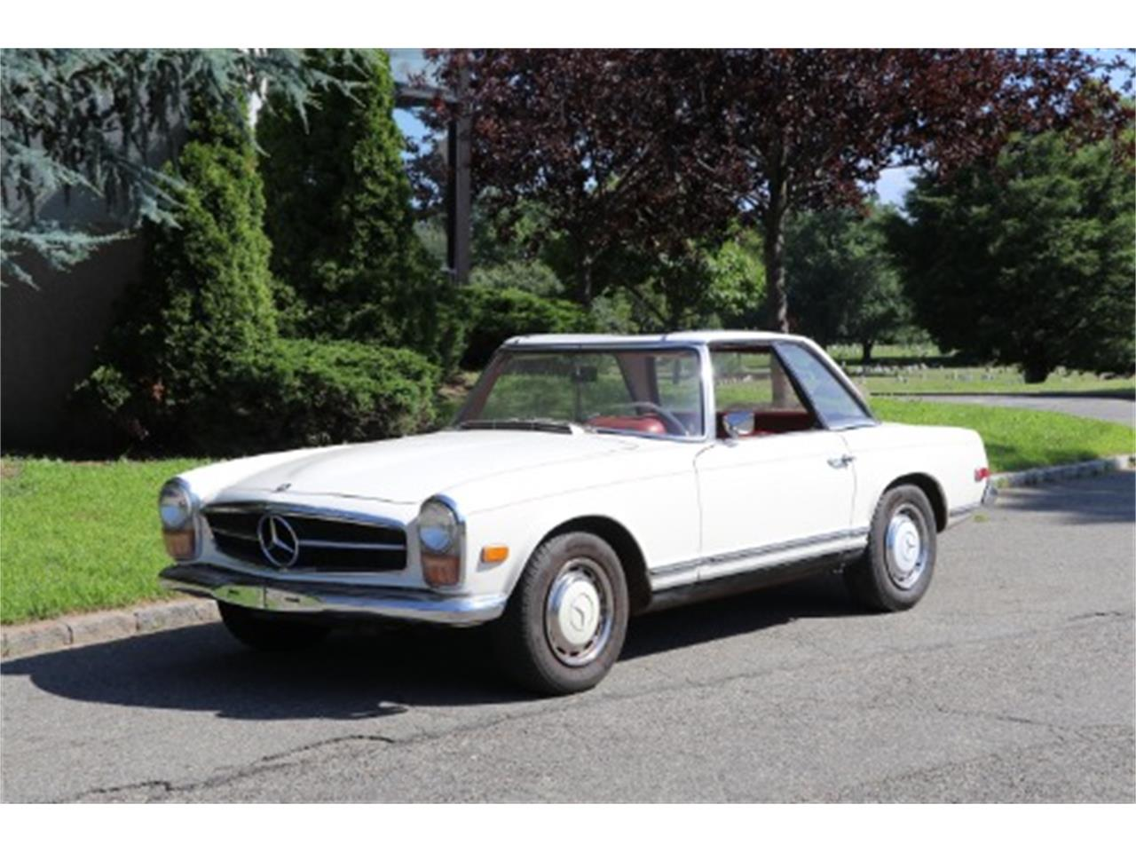 1969 Mercedes-Benz 280SL (CC-1139004) for sale in Astoria, New York