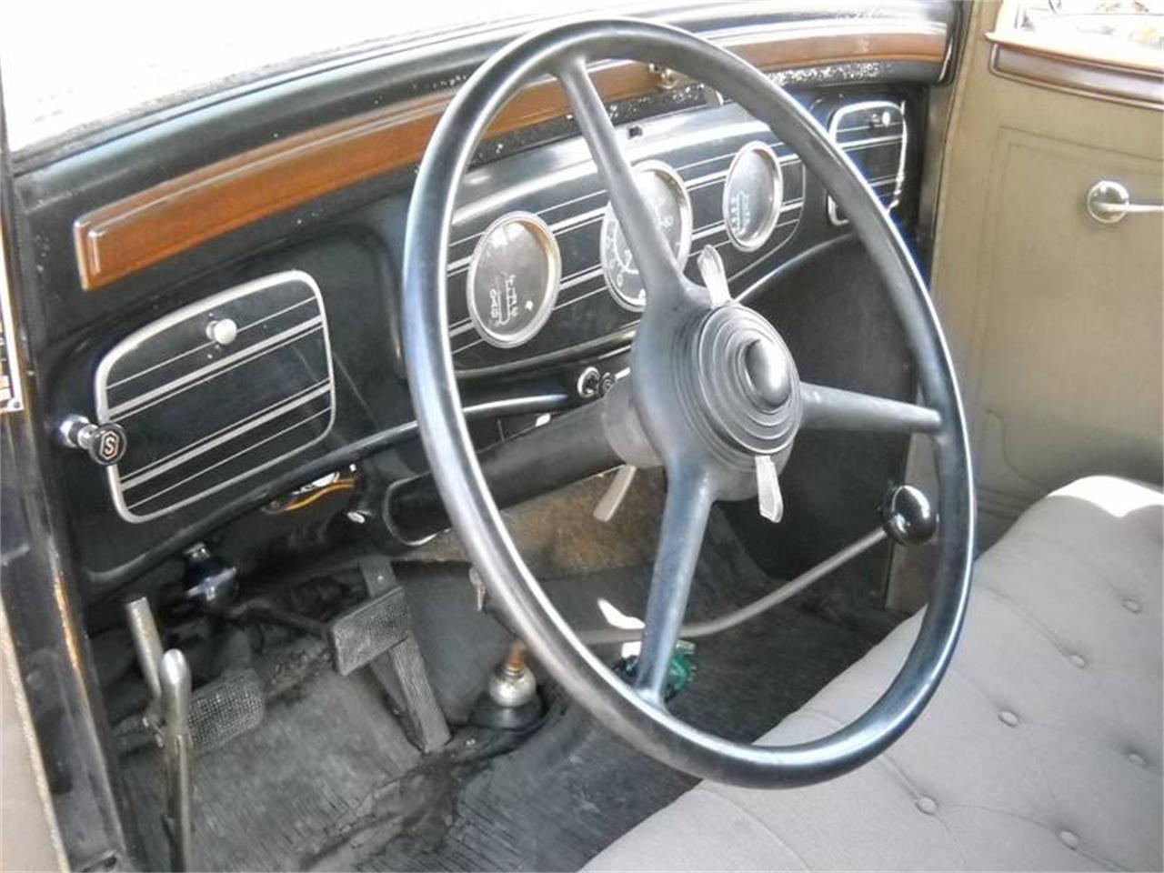 1933 Nash Ambassador (CC-1139040) for sale in Ashland, Ohio
