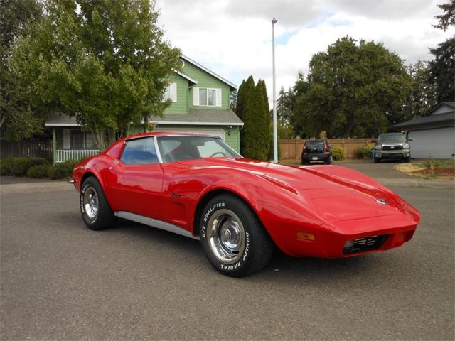 1973 Chevrolet Corvette (CC-1139081) for sale in Vancouver, Washington