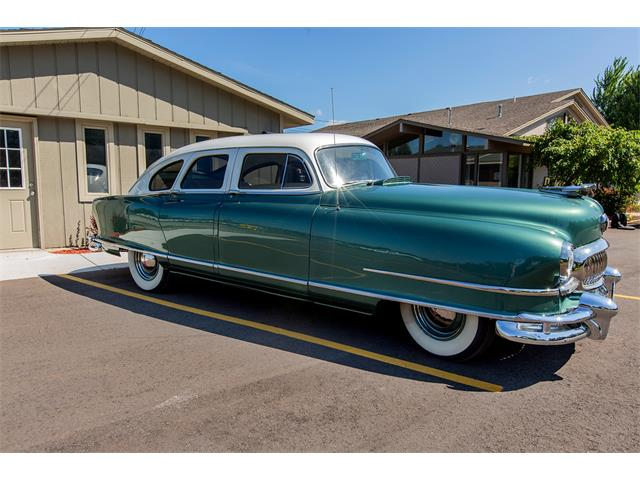 1951 Nash Ambassador (CC-1139092) for sale in Midland, Michigan