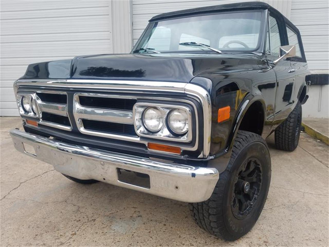1972 GMC Jimmy (CC-1139133) for sale in houston, Texas