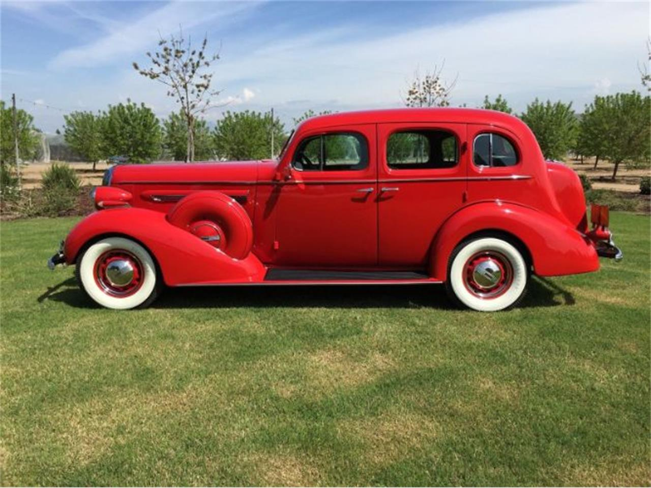 1936 Buick Century (CC-1139257) for sale in Cadillac, Michigan