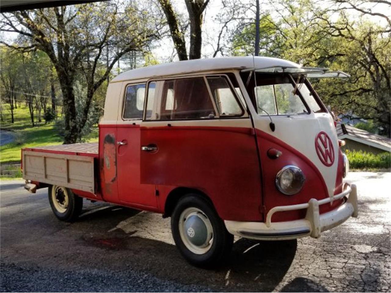 1961 Volkswagen Vanagon (CC-1139270) for sale in Cadillac, Michigan