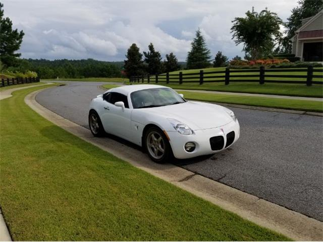 2009 Pontiac Solstice (CC-1139273) for sale in Cadillac, Michigan