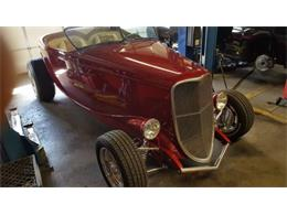 1933 Ford Roadster (CC-1139286) for sale in Cadillac, Michigan