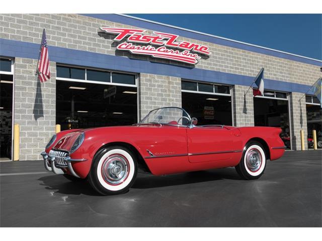 1954 Chevrolet Corvette (CC-1139302) for sale in St. Charles, Missouri