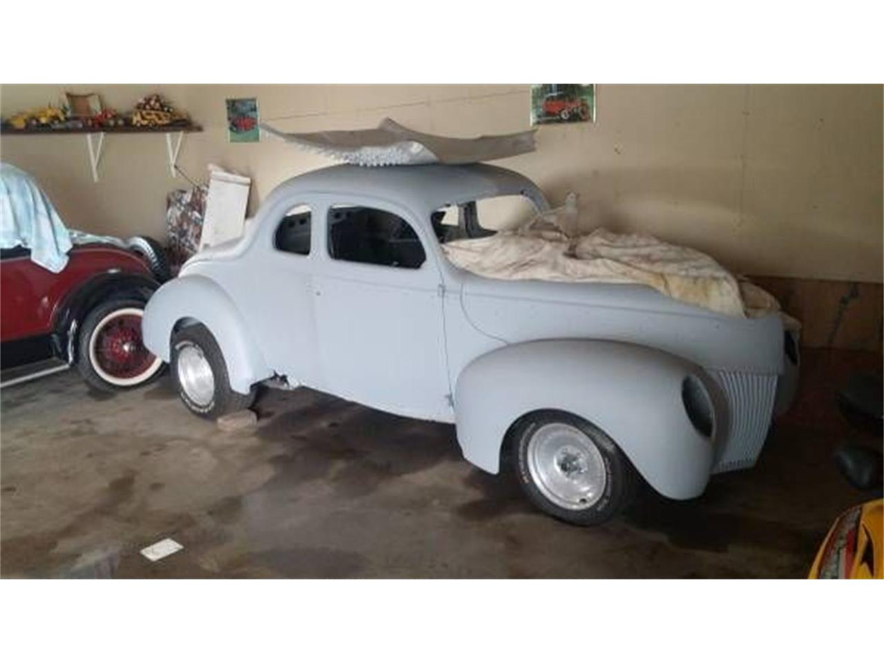 1939 Ford Coupe (CC-1139304) for sale in Cadillac, Michigan