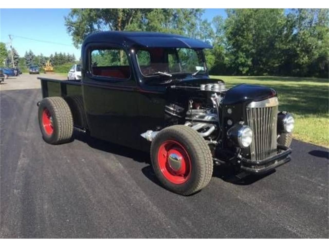 1940 Ford Hot Rod (CC-1139307) for sale in Cadillac, Michigan
