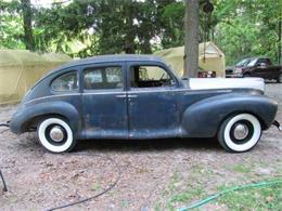 1940 Lincoln Zephyr (CC-1139309) for sale in Cadillac, Michigan