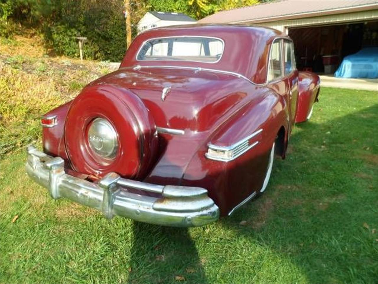 1948 Lincoln Continental (CC-1139311) for sale in Cadillac, Michigan