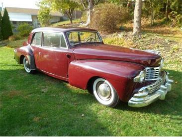 1948 Lincoln Continental (CC-1139311) for sale in Cadillac, Michigan