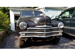1949 Plymouth Rat Rod (CC-1139313) for sale in Cadillac, Michigan