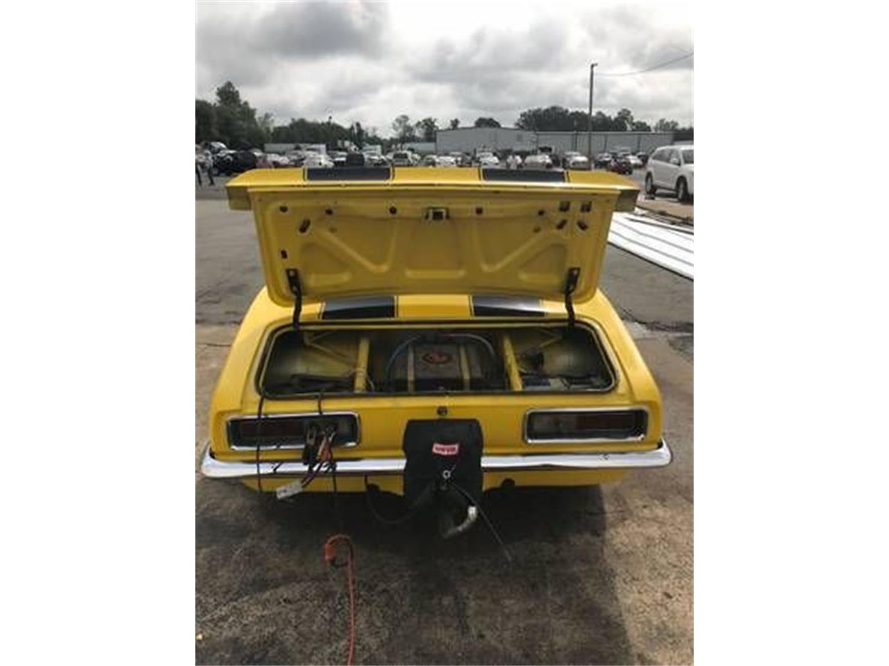 1967 Chevrolet Camaro (CC-1139328) for sale in Cadillac, Michigan