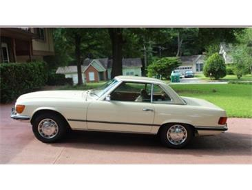 1973 Mercedes-Benz 450SL (CC-1139329) for sale in Cadillac, Michigan