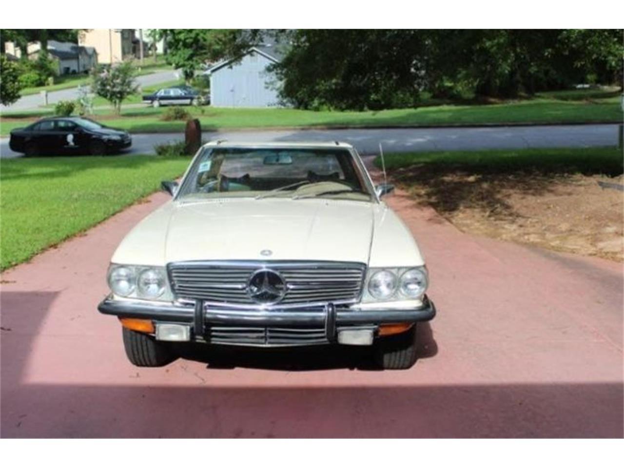 1973 Mercedes-Benz 450SL (CC-1139329) for sale in Cadillac, Michigan