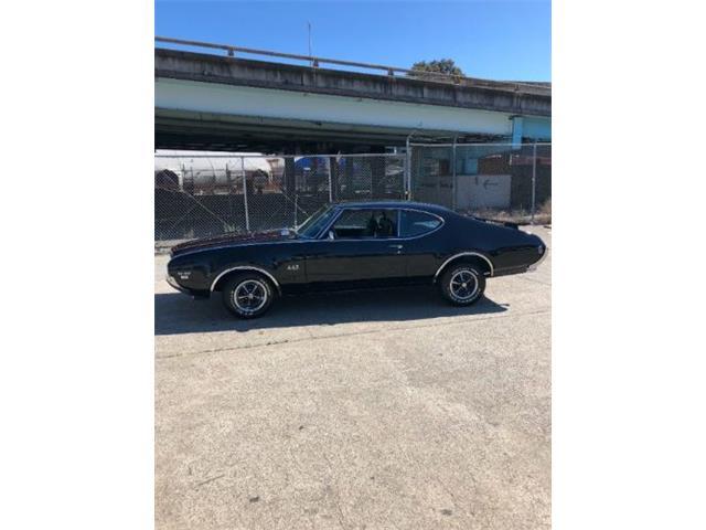 1969 Oldsmobile 442 (CC-1139360) for sale in Cadillac, Michigan