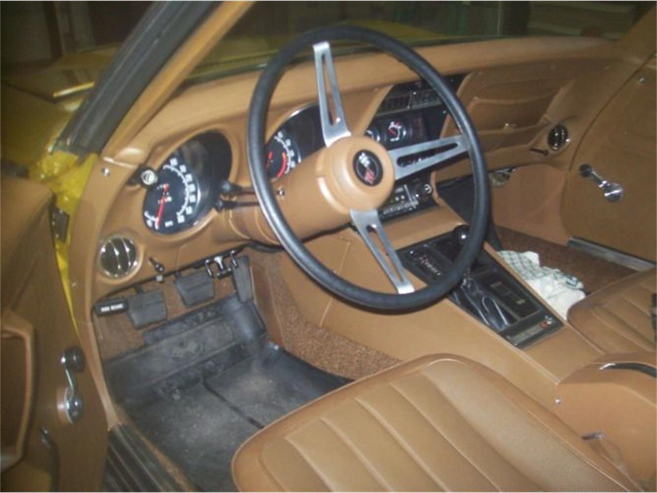 1972 Chevrolet Corvette (CC-1139396) for sale in Cadillac, Michigan